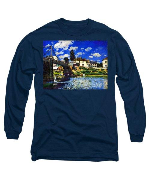 Inv Blend 14 Sisley Long Sleeve T-Shirt