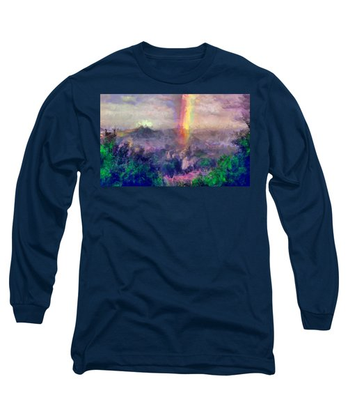 Irish Rainbow Long Sleeve T-Shirt