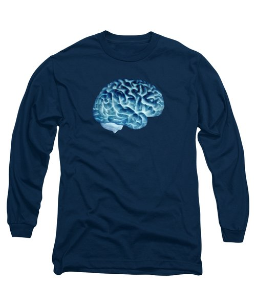 Isolated Brain Long Sleeve T-Shirt