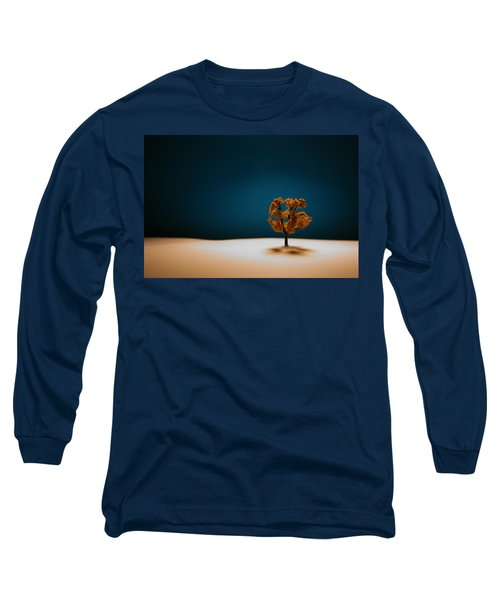 It Is Always There Long Sleeve T-Shirt by Mark  Ross