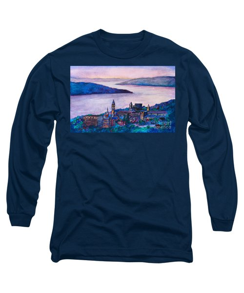 Ithaca Ny Long Sleeve T-Shirt