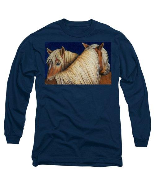 I've Got Your Back Long Sleeve T-Shirt by Pat Erickson
