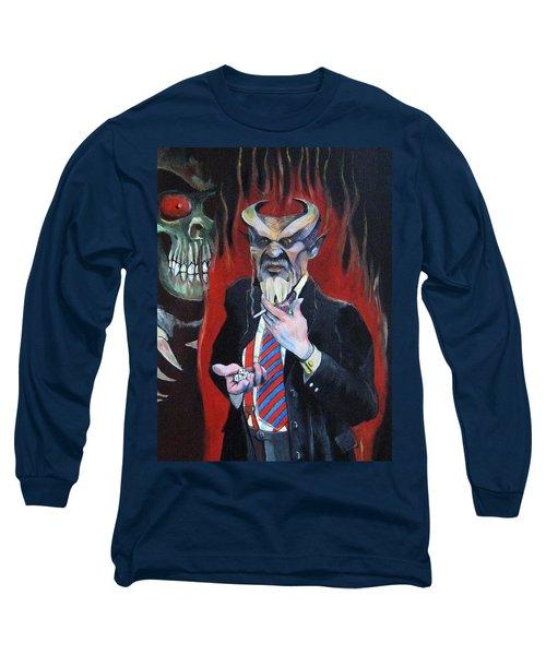 Ix-xitan Long Sleeve T-Shirt
