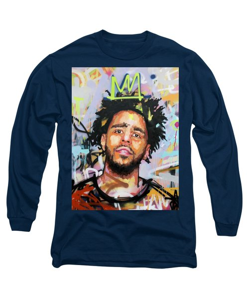 J Cole Long Sleeve T-Shirt