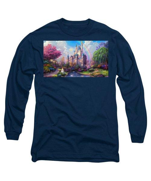 Jana Long Sleeve T-Shirt by Geraldine DeBoer
