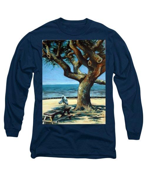 January Afternoon Long Sleeve T-Shirt