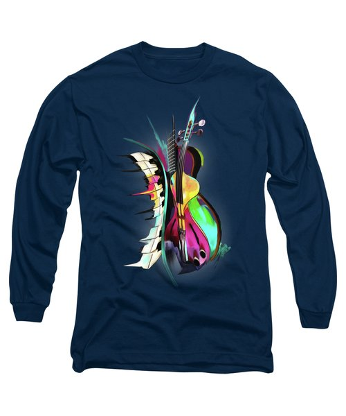 Jazz Long Sleeve T-Shirt