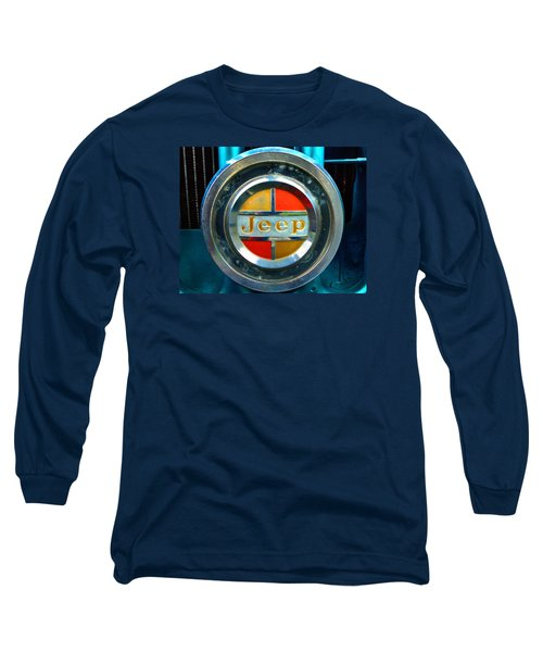 Jeep Logo 192 Long Sleeve T-Shirt