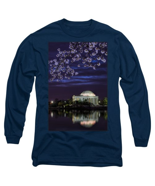 Jefferson Cherry Sunrise Long Sleeve T-Shirt