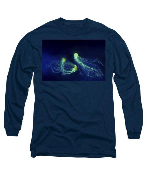 Jellyfish Tango Long Sleeve T-Shirt