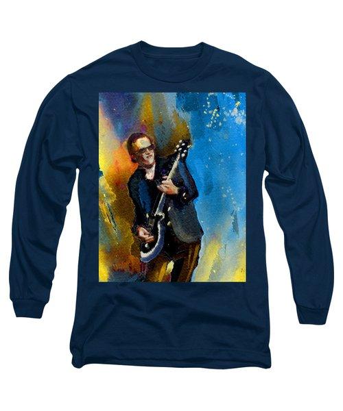 Joe Bonamassa 03 Bis Long Sleeve T-Shirt