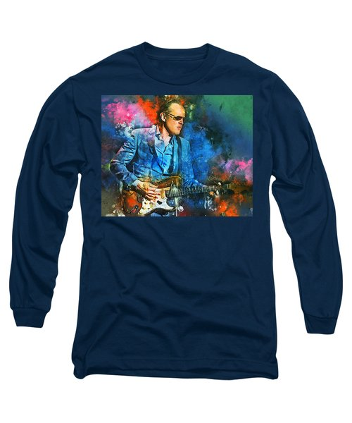 Joe Bonamassa Concerts Long Sleeve T-Shirt