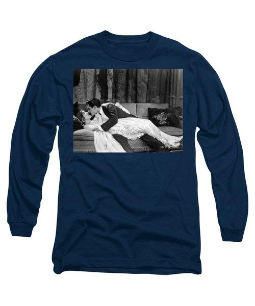 John Gilbert (1895-1936) Long Sleeve T-Shirt by Granger
