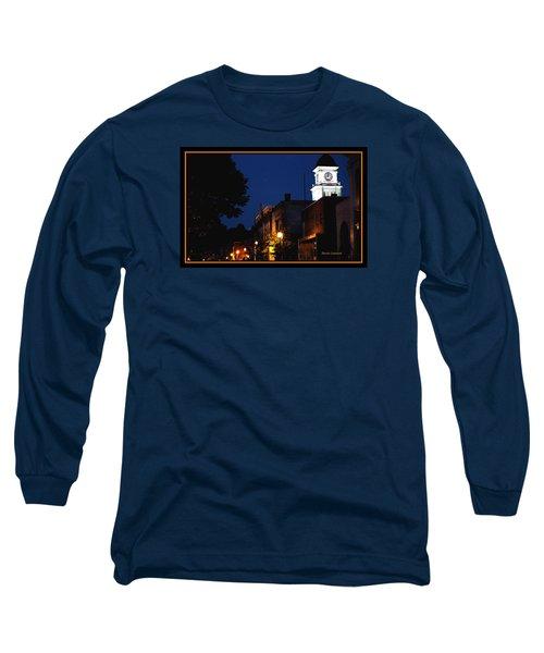 Long Sleeve T-Shirt featuring the photograph Joneborough Tennessee 11 by Steven Lebron Langston