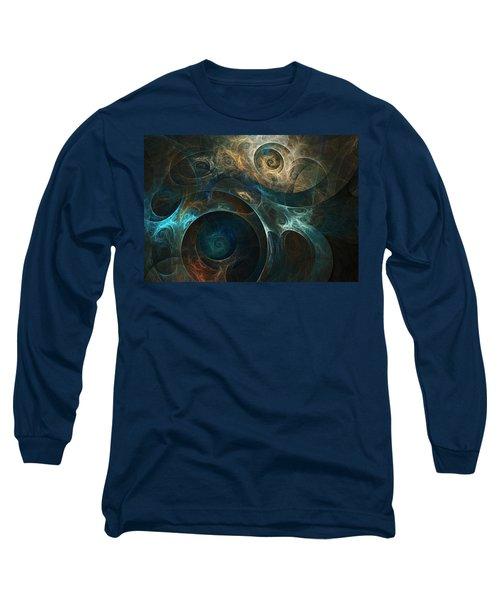 Journey Long Sleeve T-Shirt by David Lane