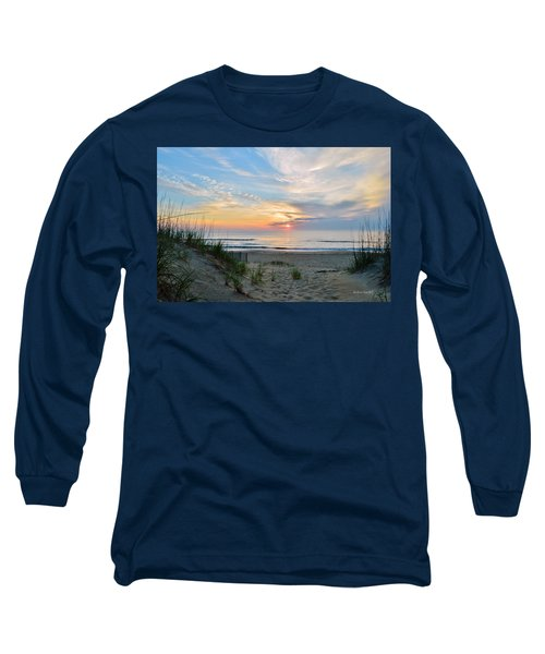 June 2, 2017 Sunrise Long Sleeve T-Shirt