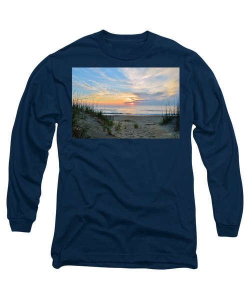 June 2, 2017 Sunrise Long Sleeve T-Shirt