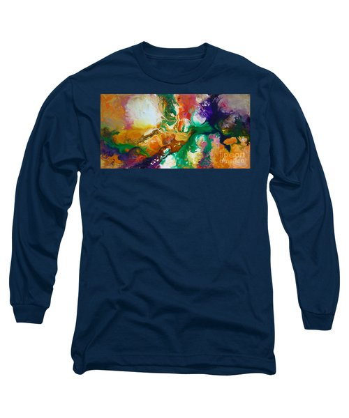 Jupiters Moons Long Sleeve T-Shirt