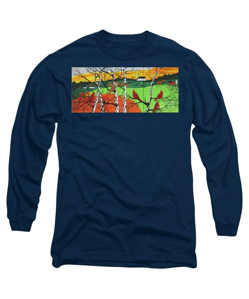 Just A Beautiful Day Long Sleeve T-Shirt