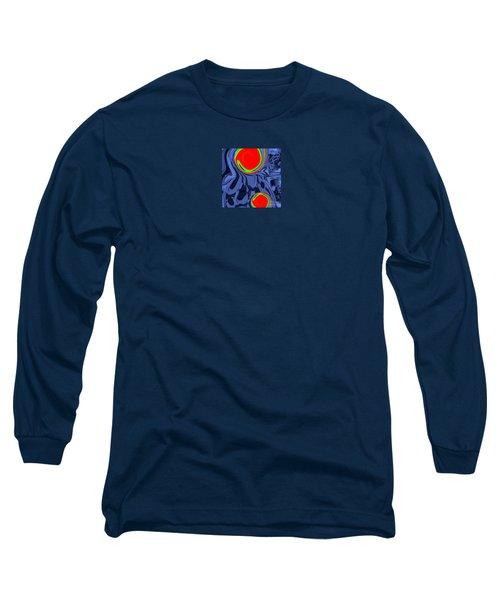 Ah Luvz Olives Couples Long Sleeve T-Shirt