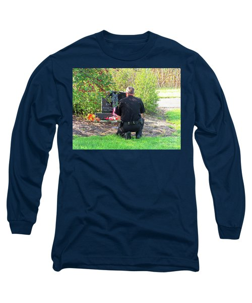 K-9 Arthur Long Sleeve T-Shirt