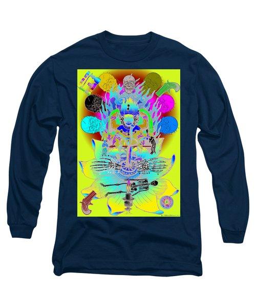 Kali Yuga Long Sleeve T-Shirt