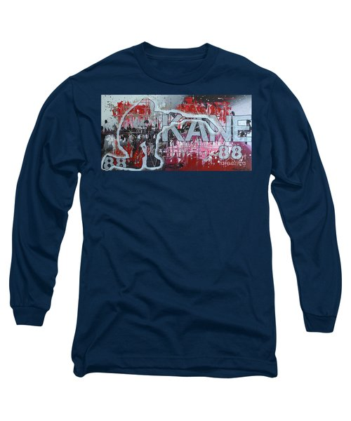 Kaner 88 Long Sleeve T-Shirt by Melissa Goodrich