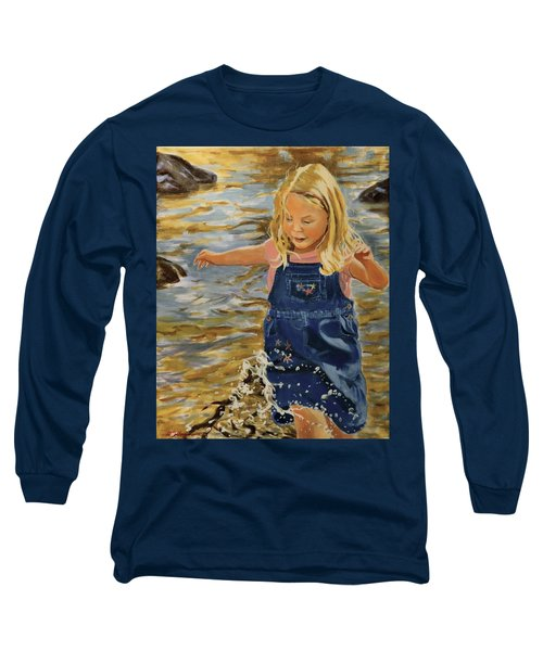 Kate Splashing Long Sleeve T-Shirt