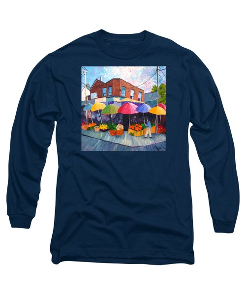 Kensington Market Long Sleeve T-Shirt