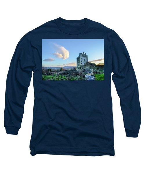Kilcash Castle Ufo Long Sleeve T-Shirt