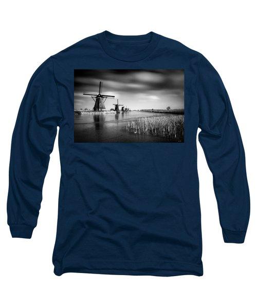 Kinderdijk Long Sleeve T-Shirt