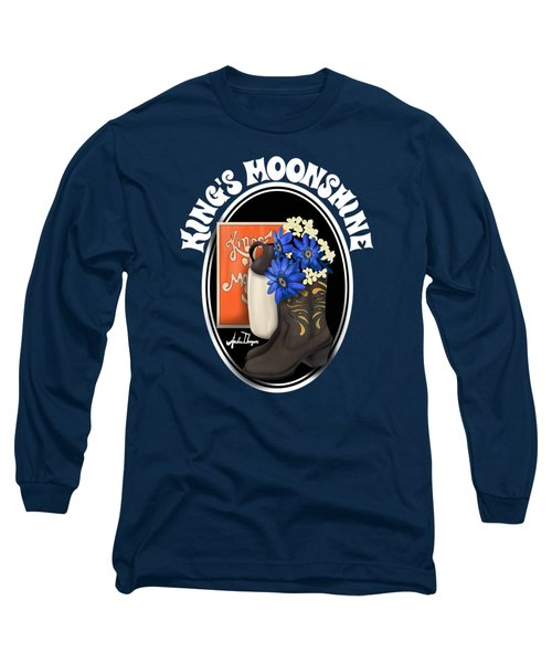 King's Moonshine  Long Sleeve T-Shirt