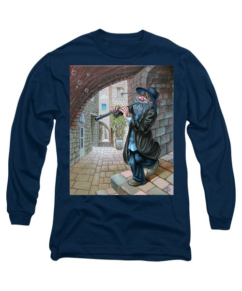 Klezmer Long Sleeve T-Shirt