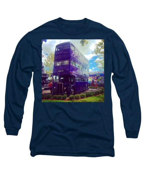 The Knight Bus Long Sleeve T-Shirt