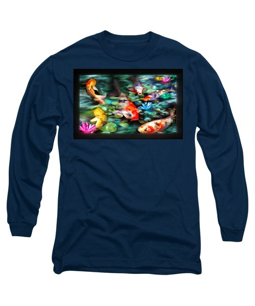 Koi Paradise Long Sleeve T-Shirt