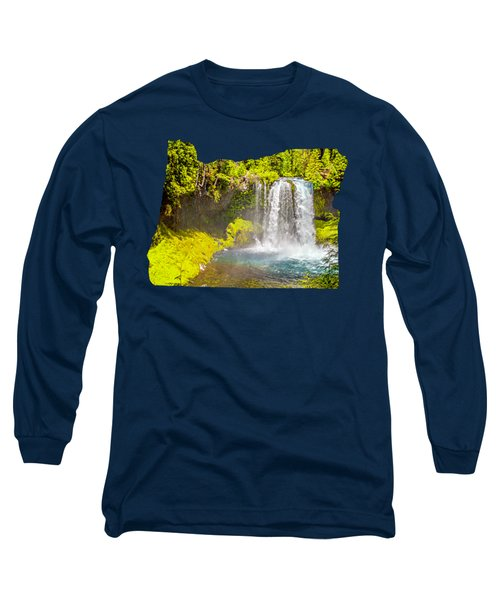Koosah Falls Long Sleeve T-Shirt