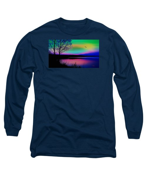 Lake 4 Long Sleeve T-Shirt