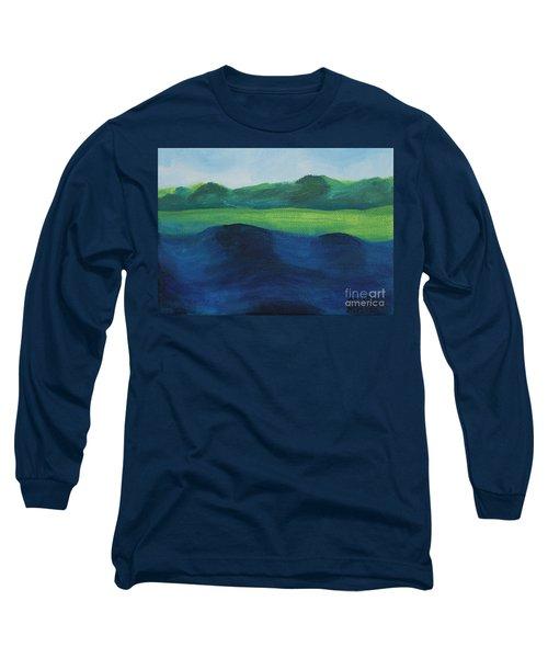 Lake Day Long Sleeve T-Shirt