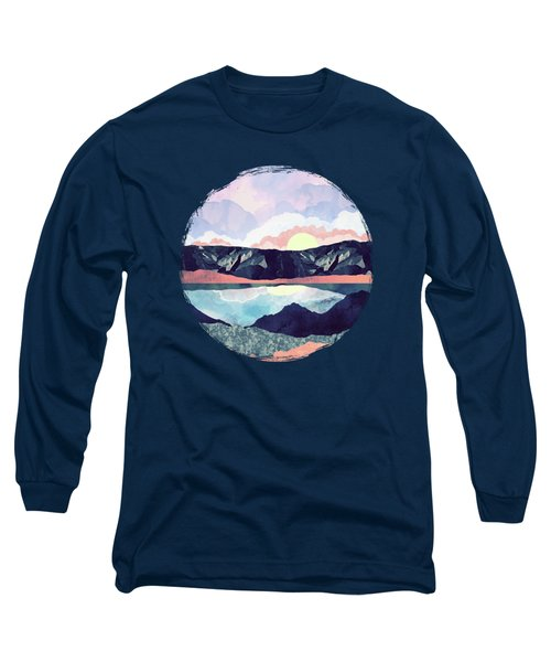 Lake Reflection Long Sleeve T-Shirt