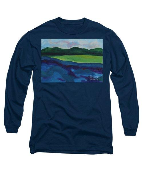 Lake Visit Long Sleeve T-Shirt