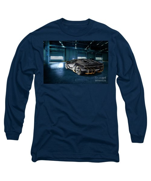 Lamborghini Centenario Lp 770-4 Long Sleeve T-Shirt