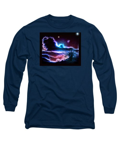 Land Of Nightmares Long Sleeve T-Shirt
