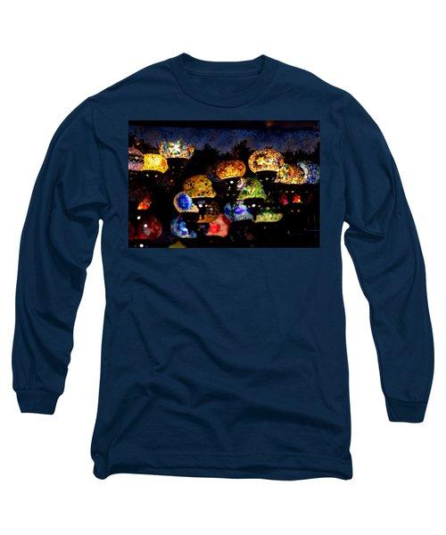 Lanterns - Night Light Long Sleeve T-Shirt