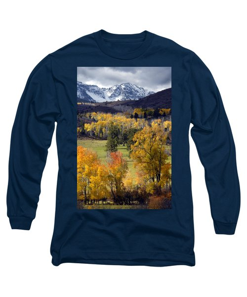 Last Light Before The Storm Long Sleeve T-Shirt