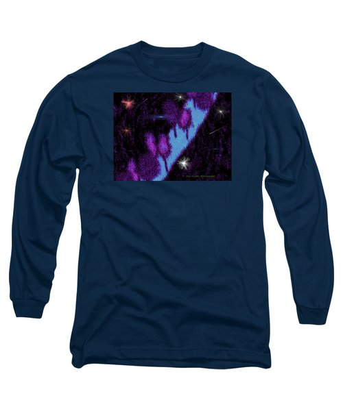 Long Sleeve T-Shirt featuring the digital art Last Way by Dr Loifer Vladimir