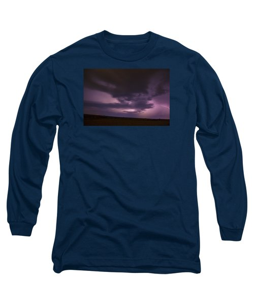 Late July Storm Chasing 028 Long Sleeve T-Shirt