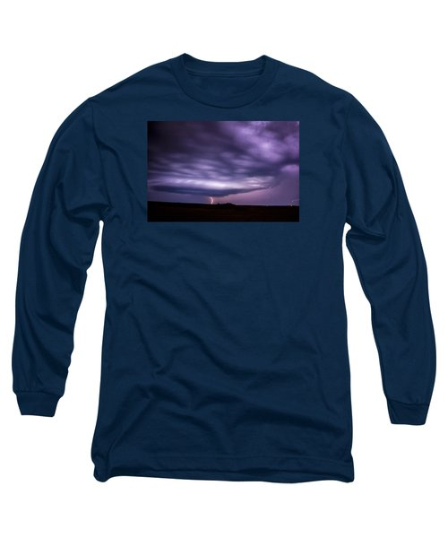 Late July Storm Chasing 033 Long Sleeve T-Shirt