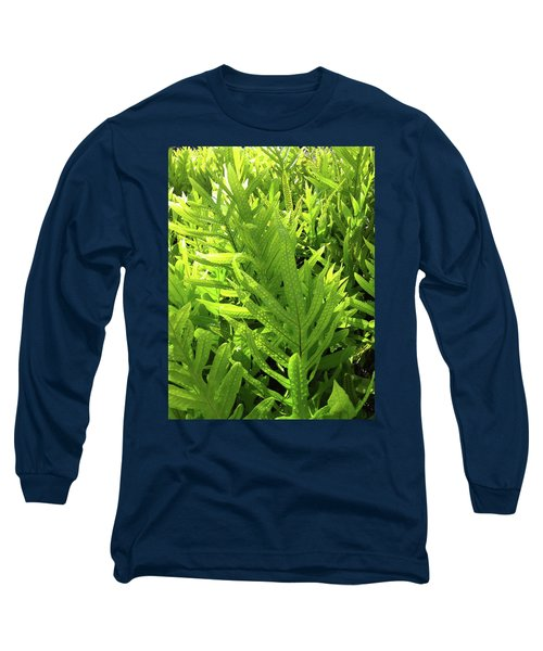 Lauae Fern Long Sleeve T-Shirt