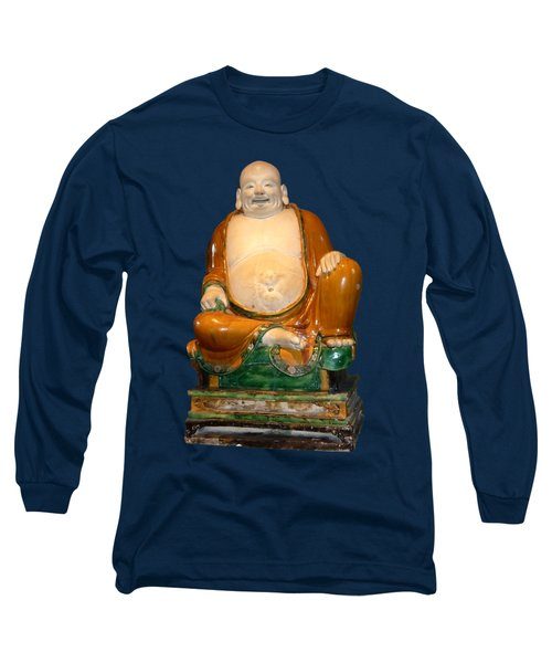 Laughing Monk Long Sleeve T-Shirt