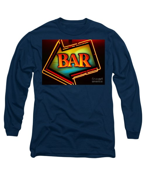 Laurettes Bar Long Sleeve T-Shirt